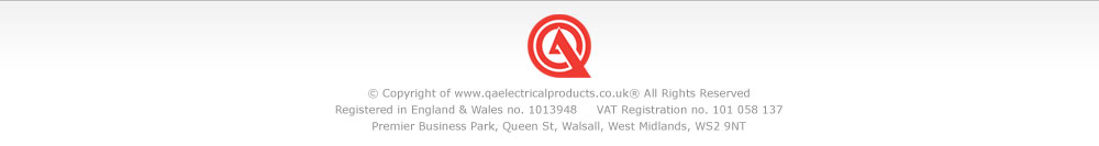 copyright of QA Electrical Products Ltd